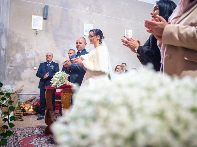 Il matrimonio di Giuseppe e Cristina a Tripi, Messina 35