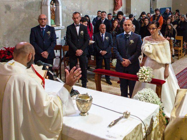 Il matrimonio di Giuseppe e Cristina a Tripi, Messina 36