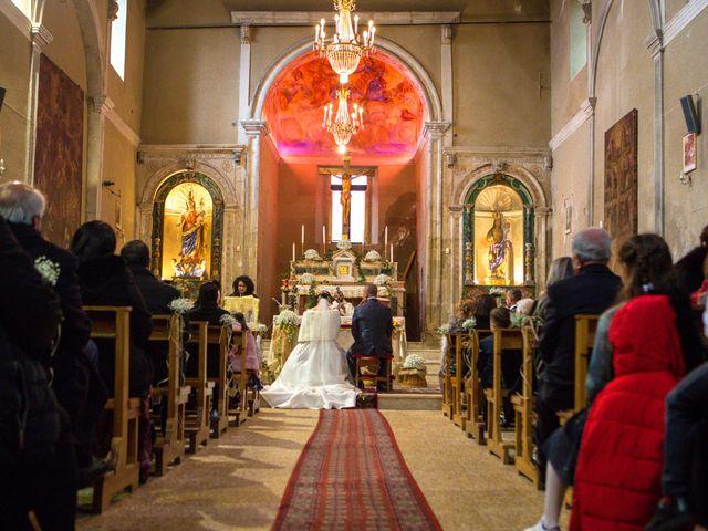 Il matrimonio di Giuseppe e Cristina a Tripi, Messina 38