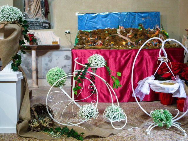 Il matrimonio di Giuseppe e Cristina a Tripi, Messina 39