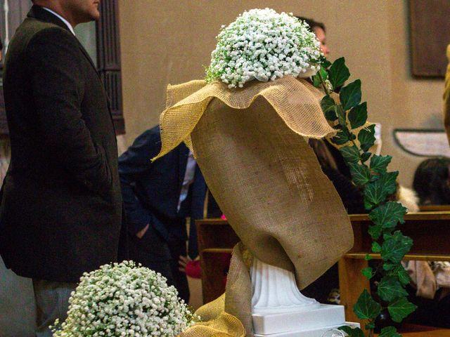 Il matrimonio di Giuseppe e Cristina a Tripi, Messina 40