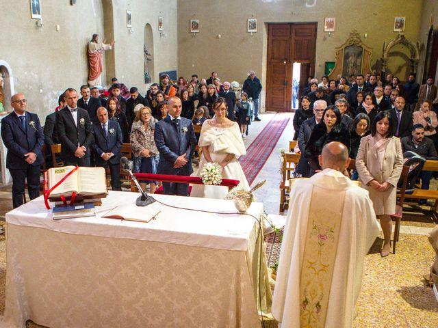 Il matrimonio di Giuseppe e Cristina a Tripi, Messina 41
