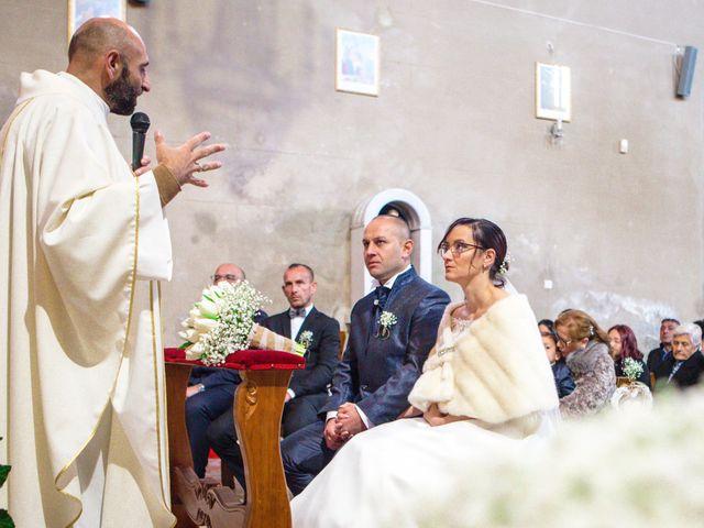 Il matrimonio di Giuseppe e Cristina a Tripi, Messina 43