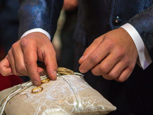 Il matrimonio di Giuseppe e Cristina a Tripi, Messina 46
