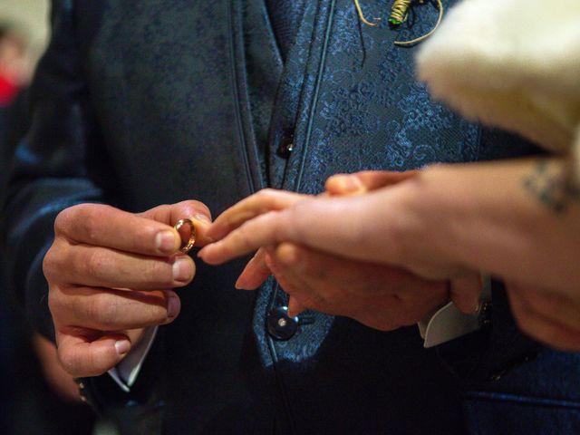 Il matrimonio di Giuseppe e Cristina a Tripi, Messina 47
