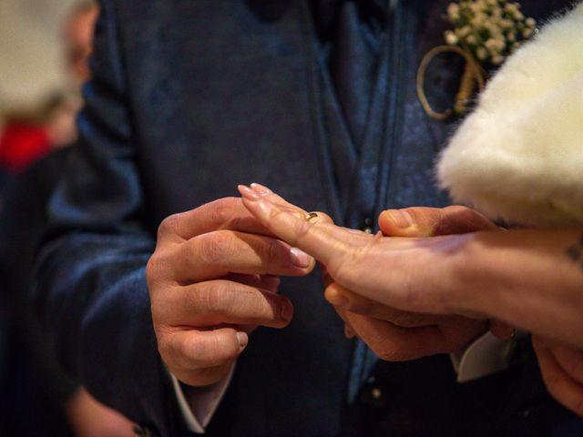 Il matrimonio di Giuseppe e Cristina a Tripi, Messina 48