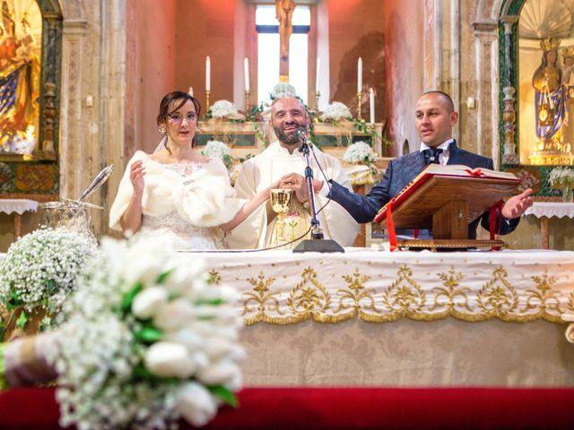 Il matrimonio di Giuseppe e Cristina a Tripi, Messina 53