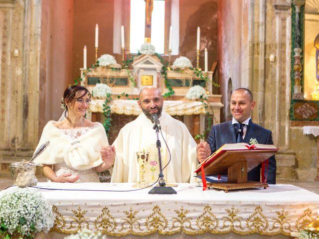 Il matrimonio di Giuseppe e Cristina a Tripi, Messina 55