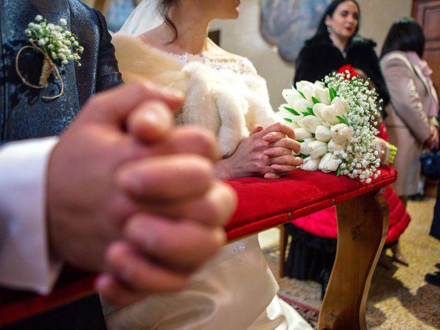 Il matrimonio di Giuseppe e Cristina a Tripi, Messina 57