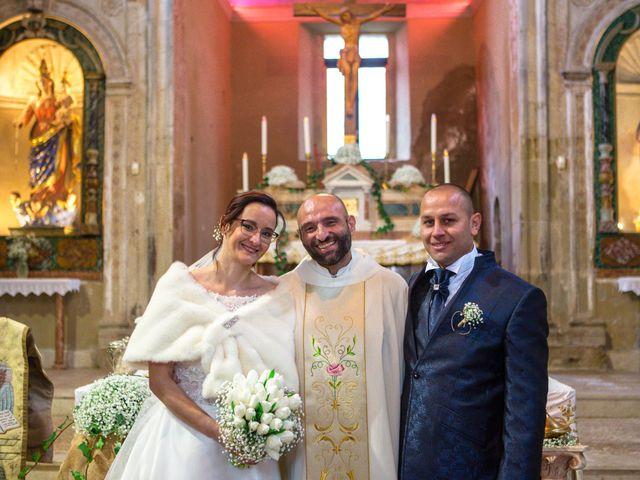Il matrimonio di Giuseppe e Cristina a Tripi, Messina 61