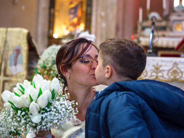 Il matrimonio di Giuseppe e Cristina a Tripi, Messina 62