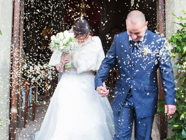 Il matrimonio di Giuseppe e Cristina a Tripi, Messina 67