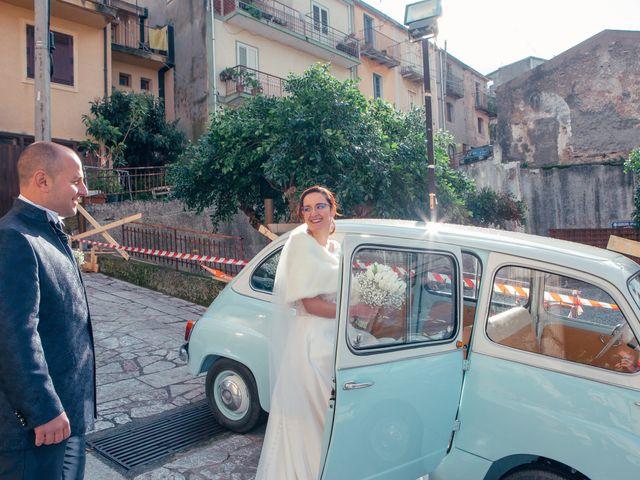 Il matrimonio di Giuseppe e Cristina a Tripi, Messina 69