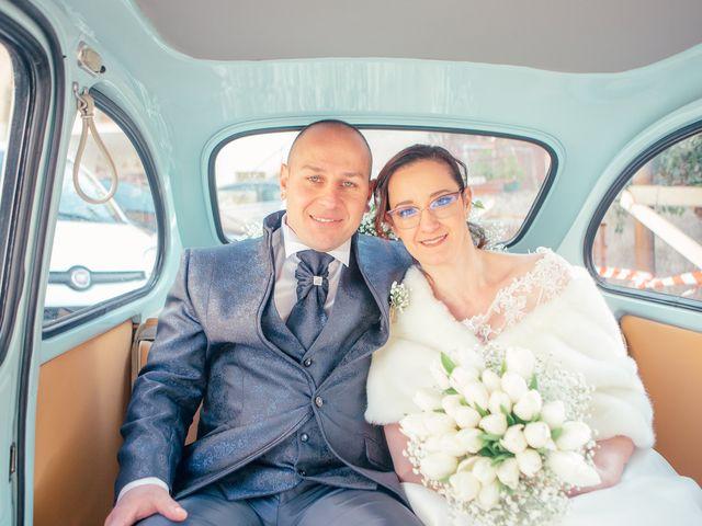 Il matrimonio di Giuseppe e Cristina a Tripi, Messina 71