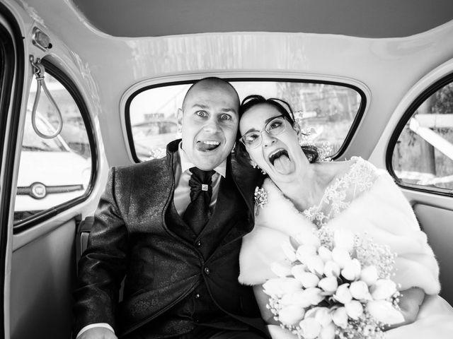 Il matrimonio di Giuseppe e Cristina a Tripi, Messina 72