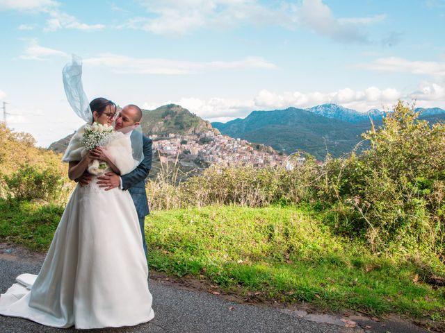 Il matrimonio di Giuseppe e Cristina a Tripi, Messina 73