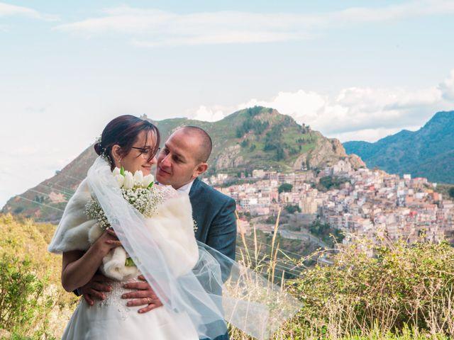 Il matrimonio di Giuseppe e Cristina a Tripi, Messina 74