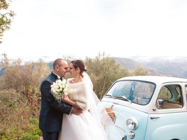 Il matrimonio di Giuseppe e Cristina a Tripi, Messina 75