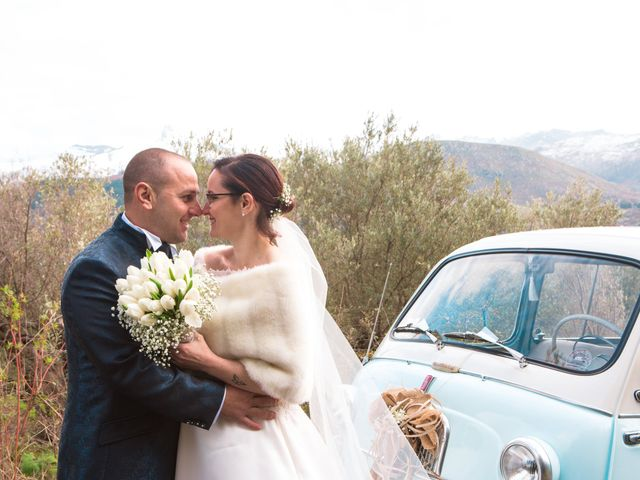 Il matrimonio di Giuseppe e Cristina a Tripi, Messina 76