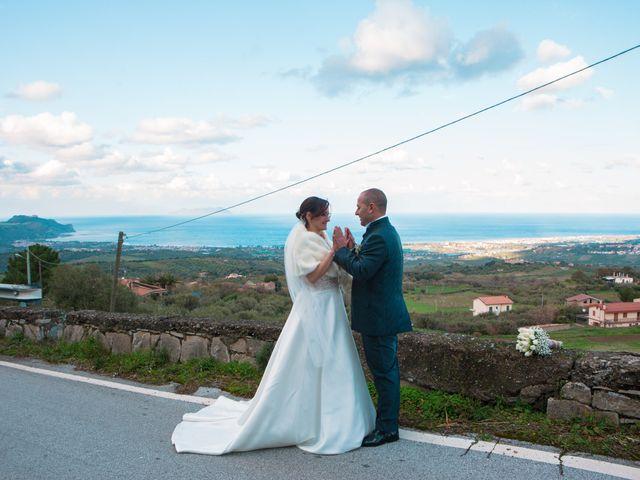 Il matrimonio di Giuseppe e Cristina a Tripi, Messina 78