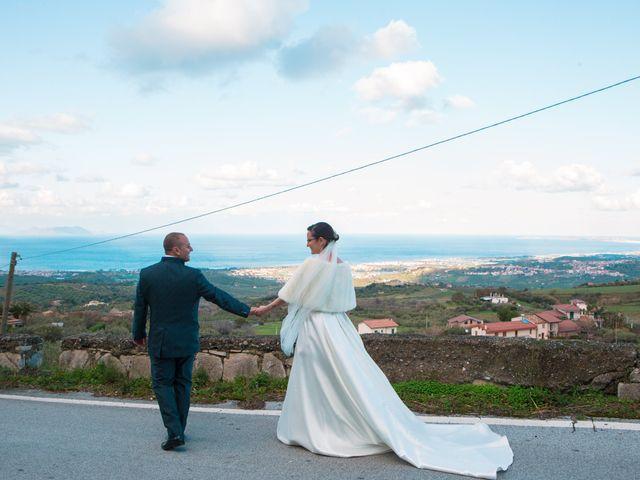 Il matrimonio di Giuseppe e Cristina a Tripi, Messina 79
