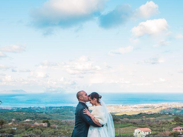 Il matrimonio di Giuseppe e Cristina a Tripi, Messina 80
