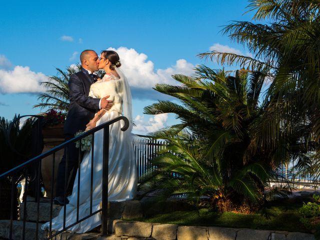 Il matrimonio di Giuseppe e Cristina a Tripi, Messina 1