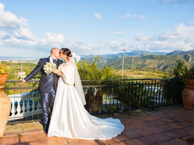 Il matrimonio di Giuseppe e Cristina a Tripi, Messina 86