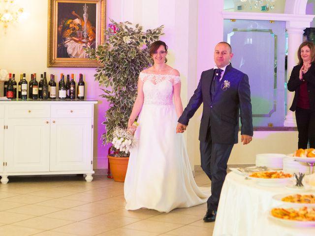 Il matrimonio di Giuseppe e Cristina a Tripi, Messina 87