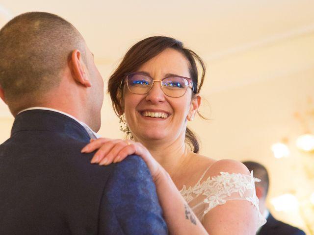 Il matrimonio di Giuseppe e Cristina a Tripi, Messina 89