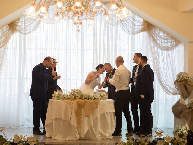 Il matrimonio di Giuseppe e Cristina a Tripi, Messina 95