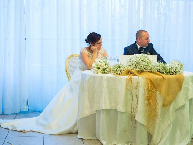 Il matrimonio di Giuseppe e Cristina a Tripi, Messina 100