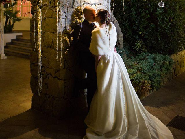 Il matrimonio di Giuseppe e Cristina a Tripi, Messina 102