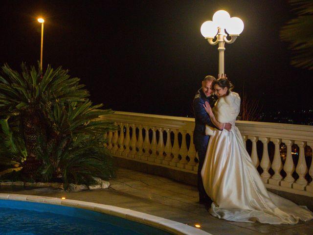 Il matrimonio di Giuseppe e Cristina a Tripi, Messina 109