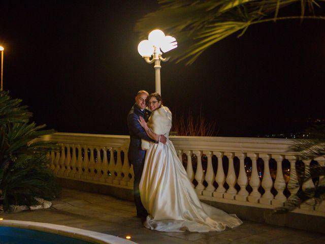 Il matrimonio di Giuseppe e Cristina a Tripi, Messina 110
