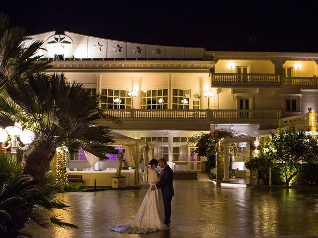 Il matrimonio di Giuseppe e Cristina a Tripi, Messina 111