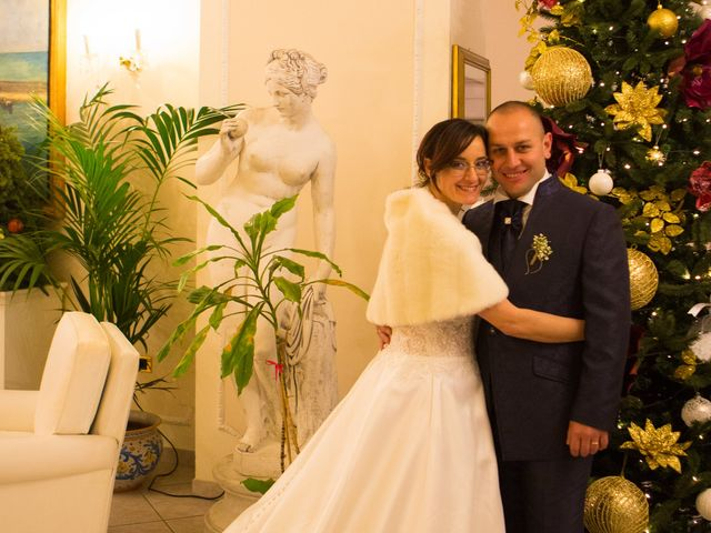 Il matrimonio di Giuseppe e Cristina a Tripi, Messina 116