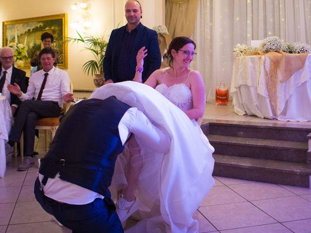 Il matrimonio di Giuseppe e Cristina a Tripi, Messina 120