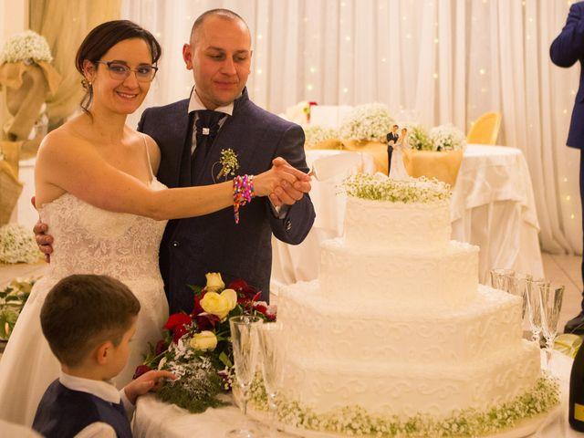 Il matrimonio di Giuseppe e Cristina a Tripi, Messina 122