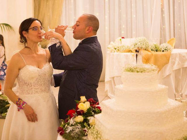 Il matrimonio di Giuseppe e Cristina a Tripi, Messina 123
