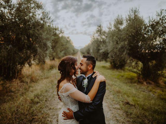 Il matrimonio di Gianmarco e Sara a Mosciano Sant'Angelo, Teramo 11