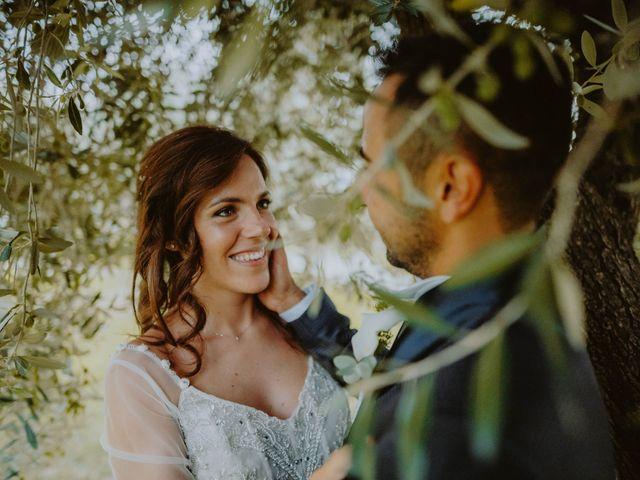 Il matrimonio di Gianmarco e Sara a Mosciano Sant'Angelo, Teramo 12