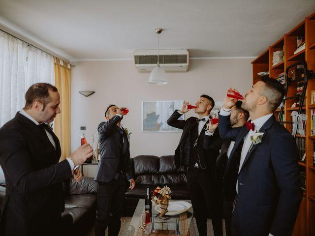 Il matrimonio di Gianmarco e Sara a Mosciano Sant'Angelo, Teramo 35
