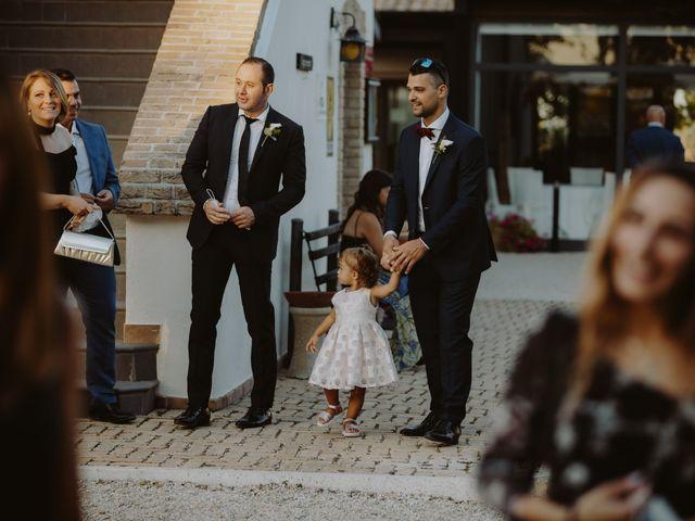 Il matrimonio di Gianmarco e Sara a Mosciano Sant'Angelo, Teramo 65