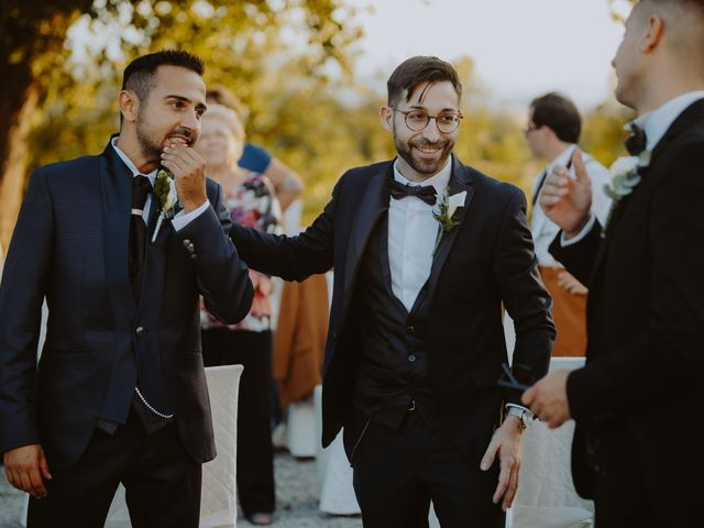Il matrimonio di Gianmarco e Sara a Mosciano Sant'Angelo, Teramo 67