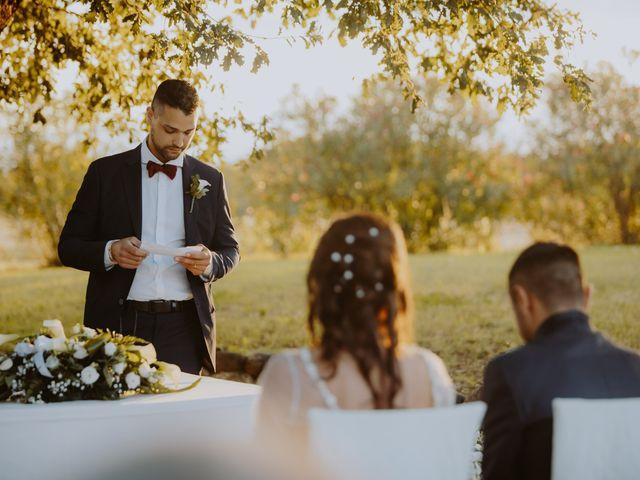 Il matrimonio di Gianmarco e Sara a Mosciano Sant'Angelo, Teramo 75
