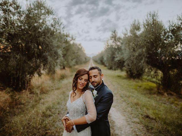 Il matrimonio di Gianmarco e Sara a Mosciano Sant'Angelo, Teramo 76