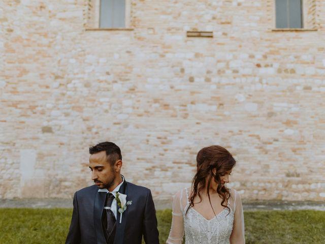 Il matrimonio di Gianmarco e Sara a Mosciano Sant'Angelo, Teramo 81
