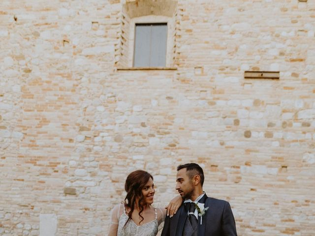 Il matrimonio di Gianmarco e Sara a Mosciano Sant'Angelo, Teramo 82
