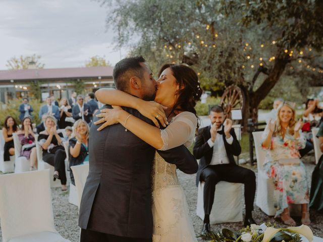 Il matrimonio di Gianmarco e Sara a Mosciano Sant'Angelo, Teramo 104
